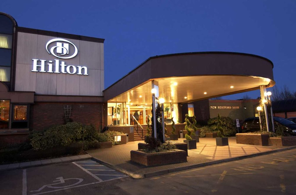 The Hilton - Brand Success from the start