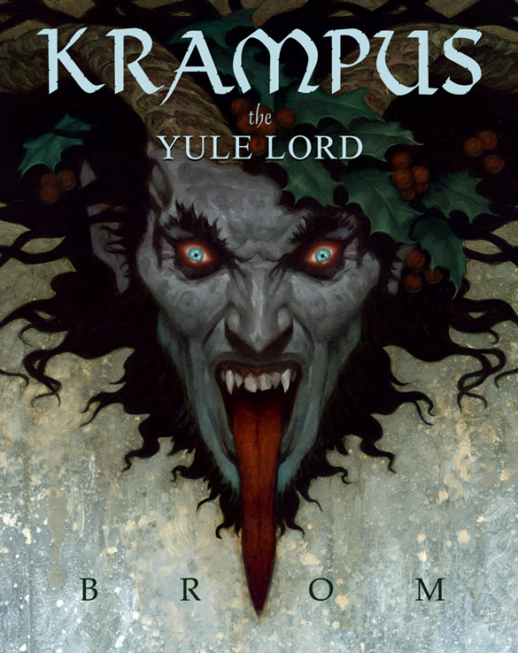 KRAMPUS - One Christmas Eve in a small hollow in Boone County, West Virginia, struggling songwriter Jesse Walker witnesses a strange spectacle: seven devilish figures chasing a man in a red suit toward a sleigh and eight reindeer. When the reindeer leap skyward taking the sleigh, devil men, and Santa into the clouds, screams follow. Moments later, a large sack plummets earthward, a magical sack that will thrust the down-on-his luck singer into the clutches of the terrifying Yule Lord, Krampus. But the lines between good and evil become blurred as Jesse's new master reveals many dark secrets about the cherry-cheeked Santa Claus, and how half a millennium ago, the jolly old saint imprisoned Krampus and usurped his magic.Now Santa's time is running short, for the Yule Lord is determined to have his retribution and reclaim Yuletide. If Jesse can survive this ancient feud, he might have the chance to redeem himself to his family, to save his own broken dreams...and help bring the magic of Yule to the impoverished folk of Boone County.