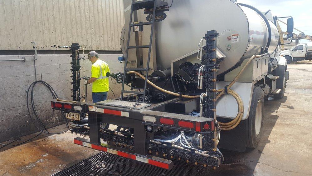Truck Wash -