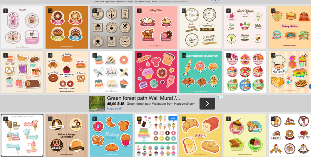 "This is a search for ""stickers"". Right-Click the one you want to download and choose open in new tab. You'll want to keep searching for more, cause you can't help yourself. It's too cool."