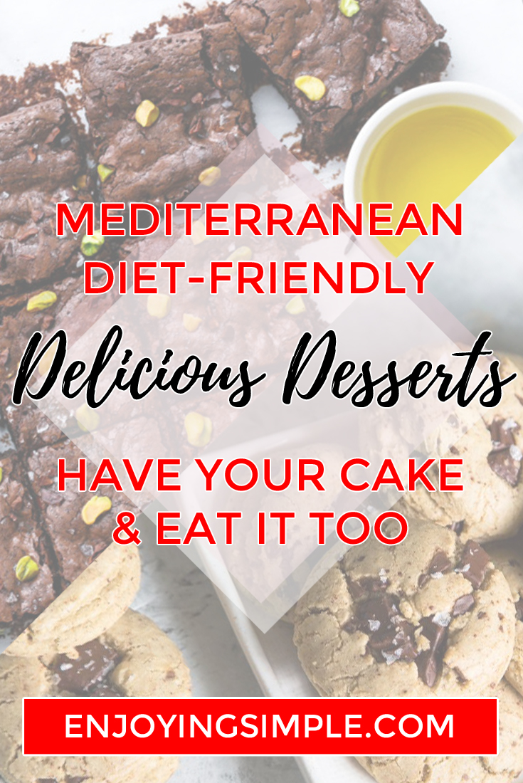 6 Mediterranean and Keto Diet Friendly Desserts - DIET FRIENDLY DESSERTS