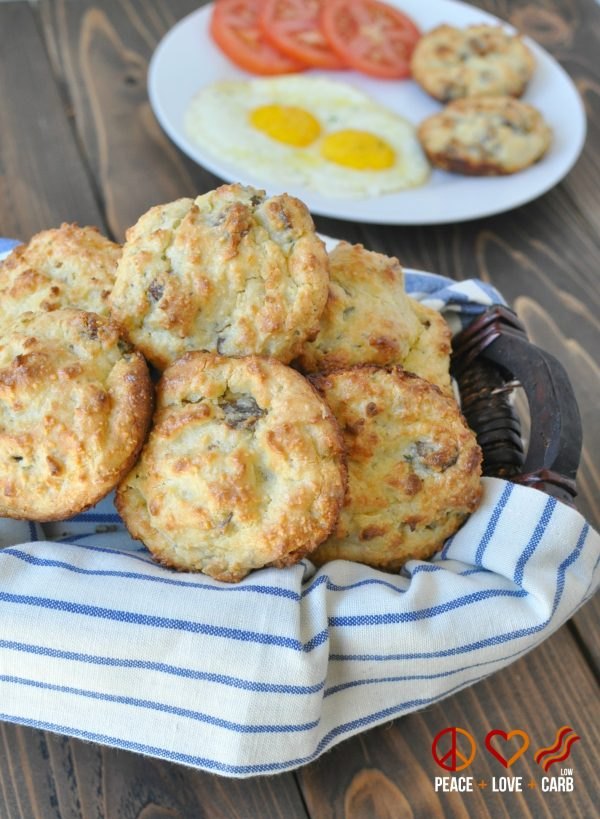 Photo by Peace Love and Low Carb. Click to view full recipe.