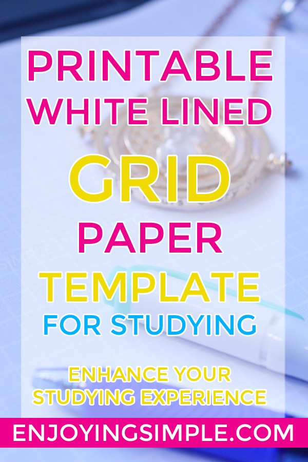 ENJOYINGSIMPLE-FREE-PRINTABLE-WHITE-LINED-GRID-PAPER