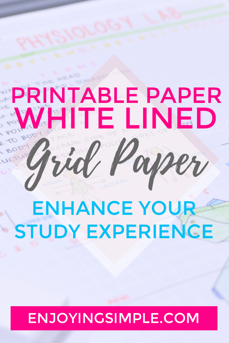 ENJOYINGSIMPLE-FREE-PRINTABLE-WHITE-LINED-GRID-PAPER-DIY