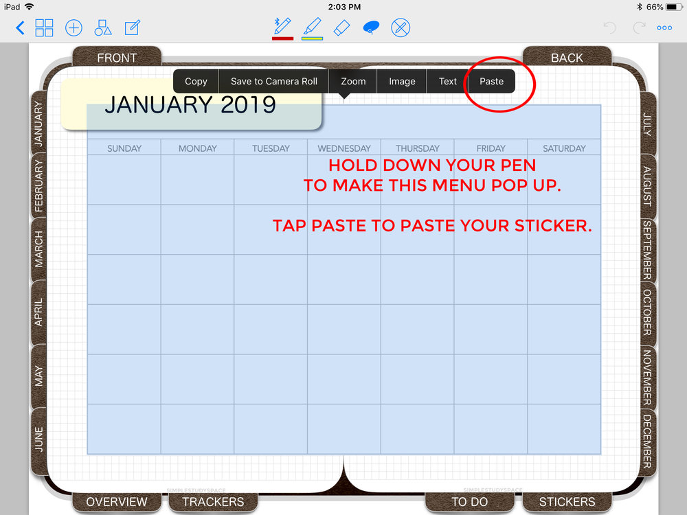 How to Make Digital Planner Stickers for Productivity and Creative Elements