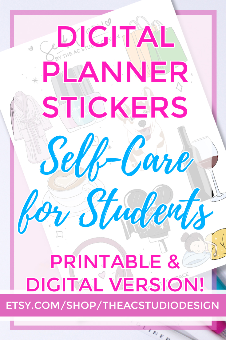 Self-Care for Students - Taking Time to Rejuvenate Your Mind and Body