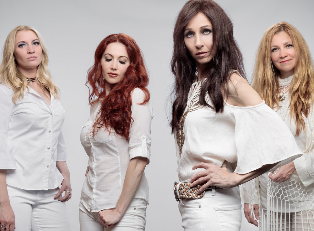 Zepparella - Anna Kristina - VocalsGretchen Menn - GuitarHolly West - BassClementine - Drums