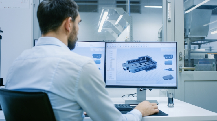 Mechanical concept - From the idea to the prototype, INFIN8 accompany you in the design stages necessary for the completion of a POC. Our team realizes the 3D designs on request and put plans for manufacturing.