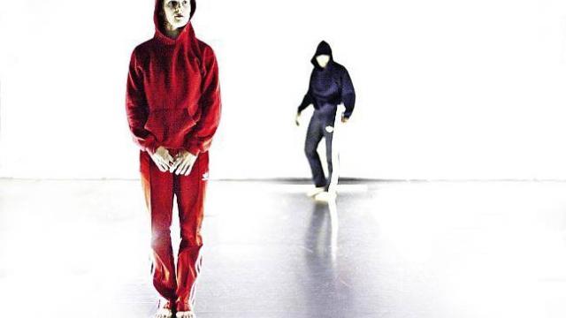 Œuvre n°1 - Cie Divergences - Le petit chaperon rouge