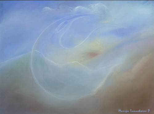 Soul of the bird - Soft pastel in the catalog