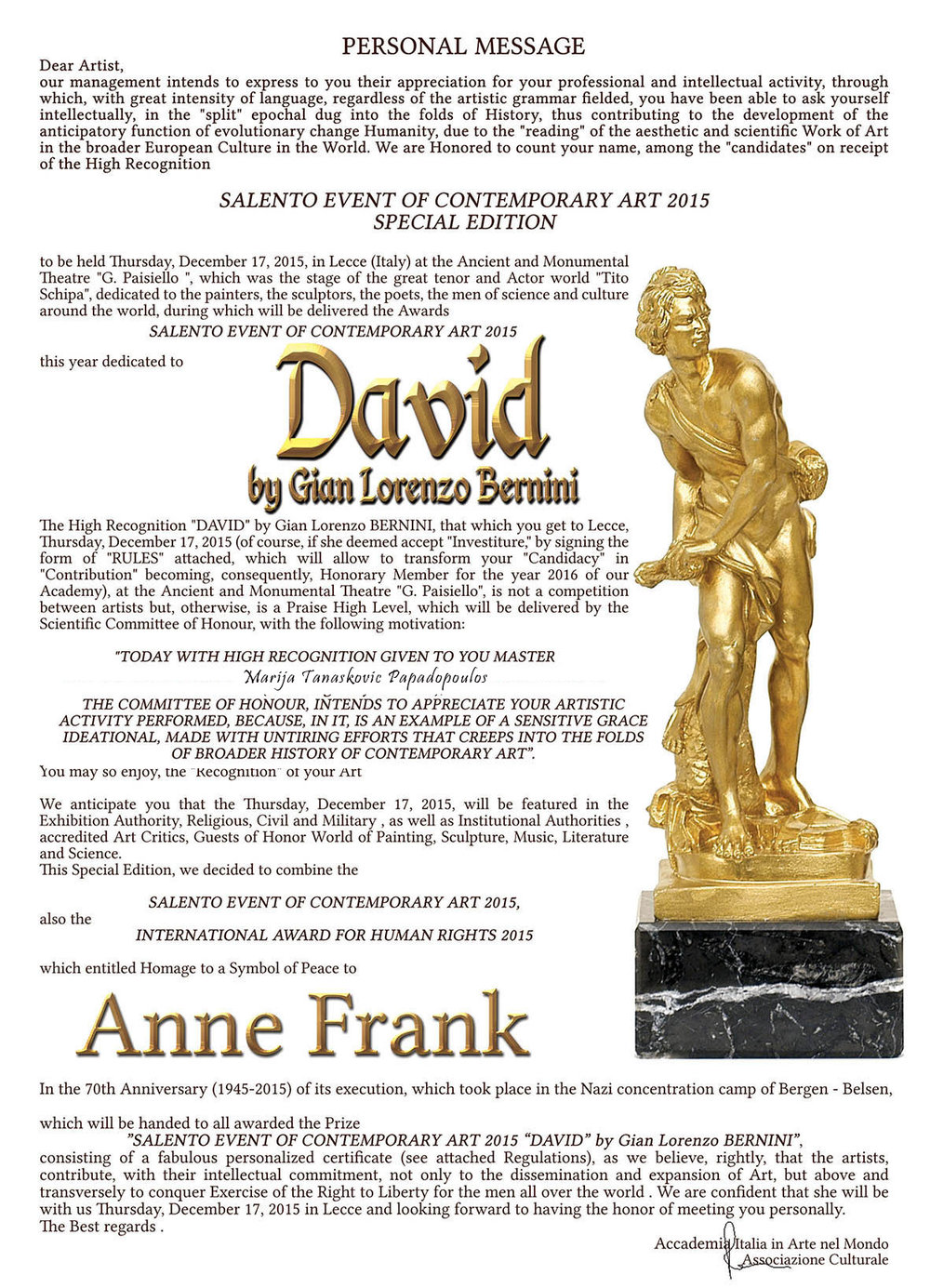 PERSONAL-MESSAGE-AND-REGULATION-DAVID-BERNINI-AWARD--2015.jpg