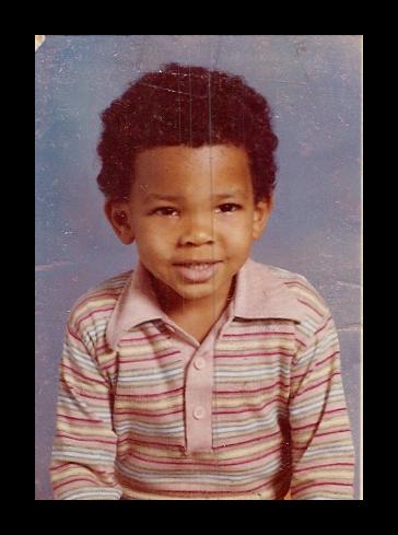 Al Riddick third grade pic.png