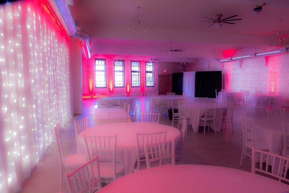 Le Musee Grand Ballroom - 4000 Sq Ft
