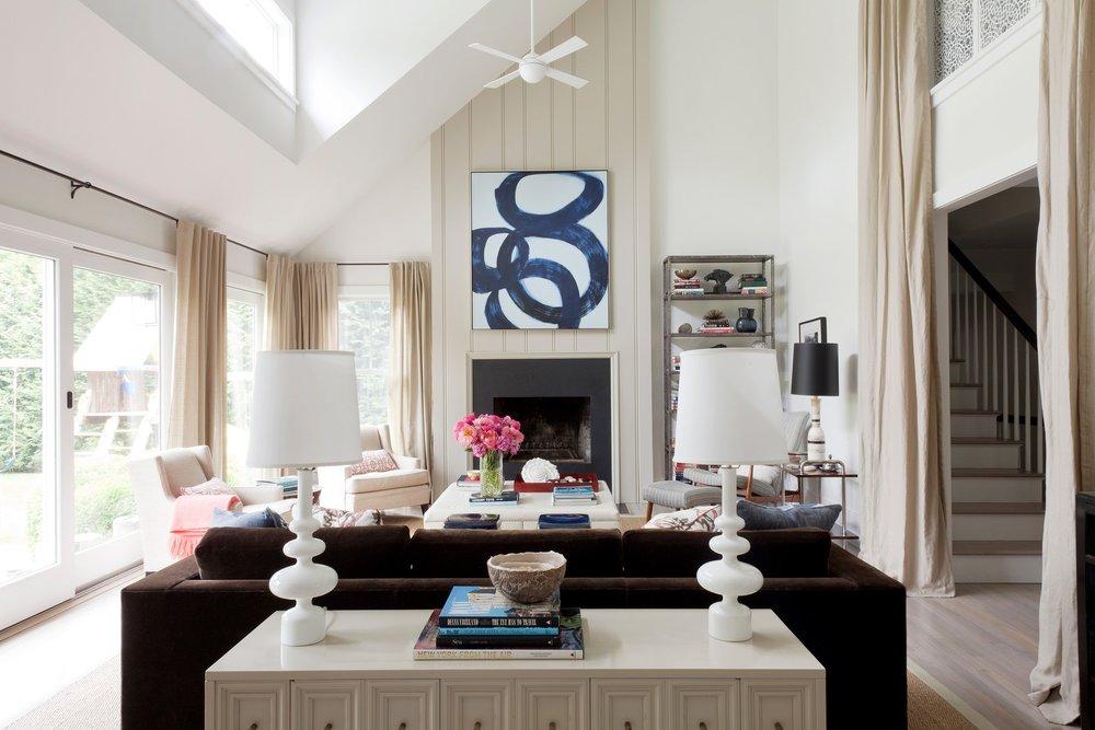 Design:  Fearins | Welch Interior Design  Photography: Rachael Stollar