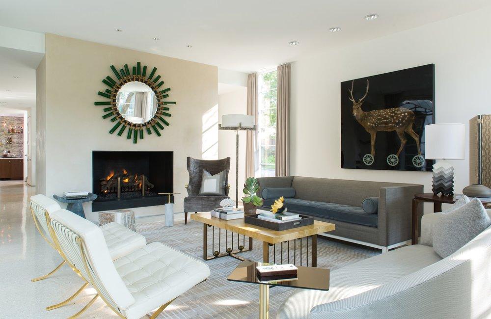 Design:  S.B. Long Interiors