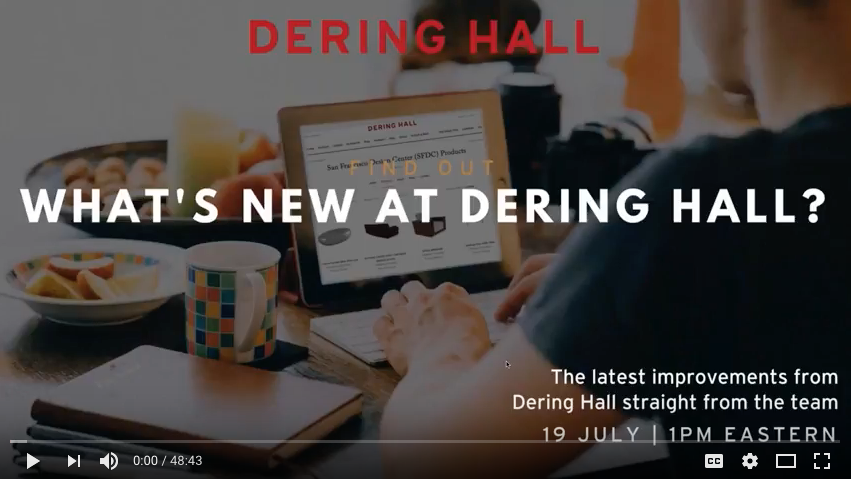 All Things Dering Hall Youtube.png
