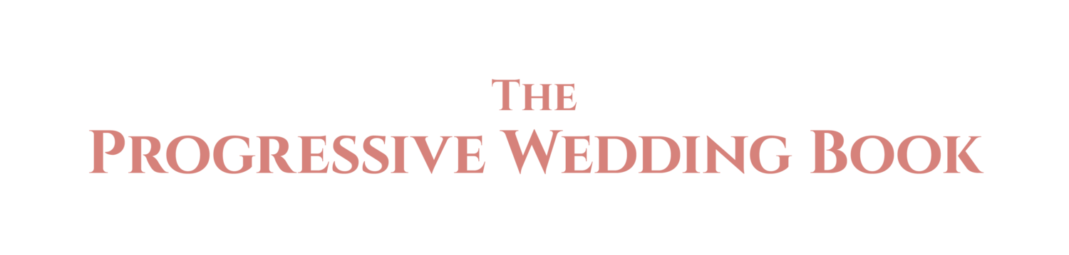 The Progressive Wedding Book