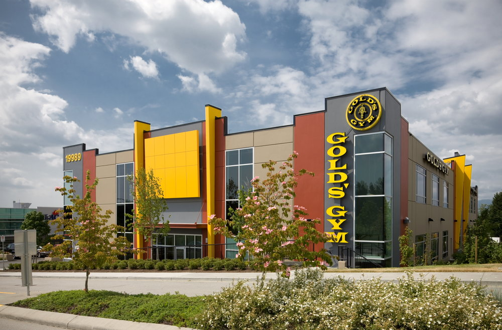 Click for More  - Gold's Gym 2009