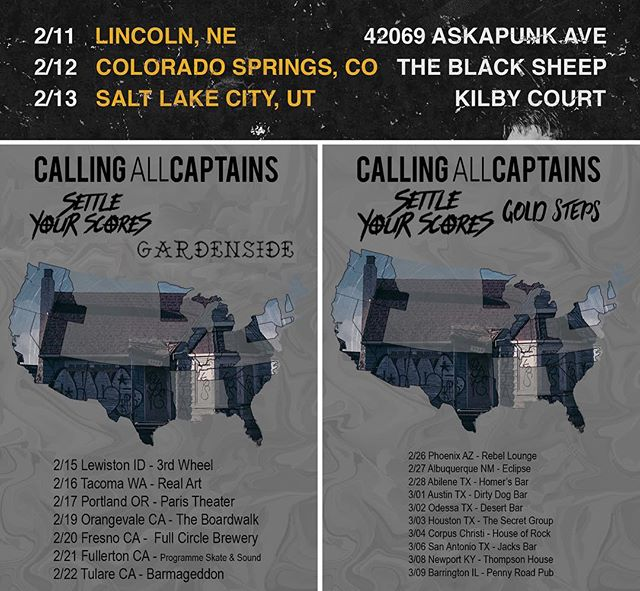 Playing some shows in some places soon! Let's have a wholesome time together.