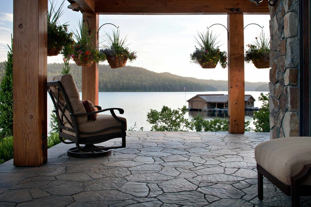 Patio Pavers VS Wood Decks in California