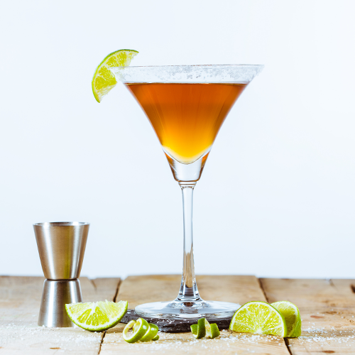 Skinny Fig Margarita -