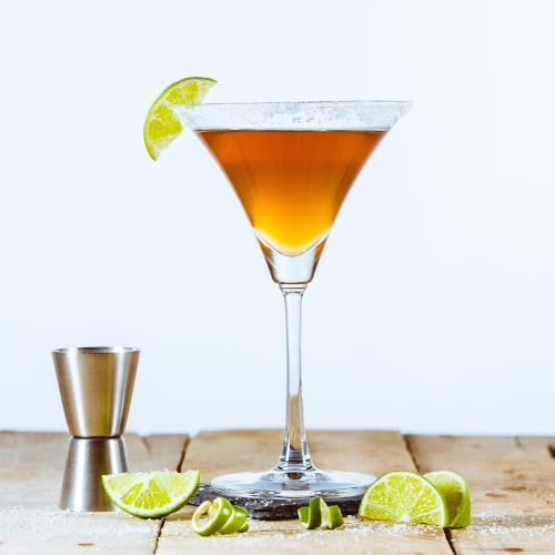 Skinny Fig Margarita -