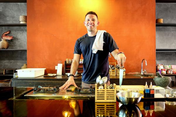 Chef David Olson