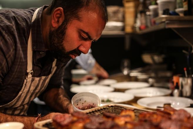 Chef Vivek Surti