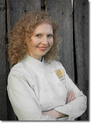Chef Judith McLoughlin