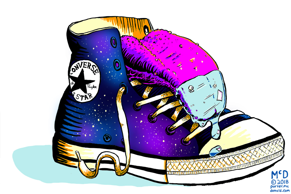 Art by Porter McDonald