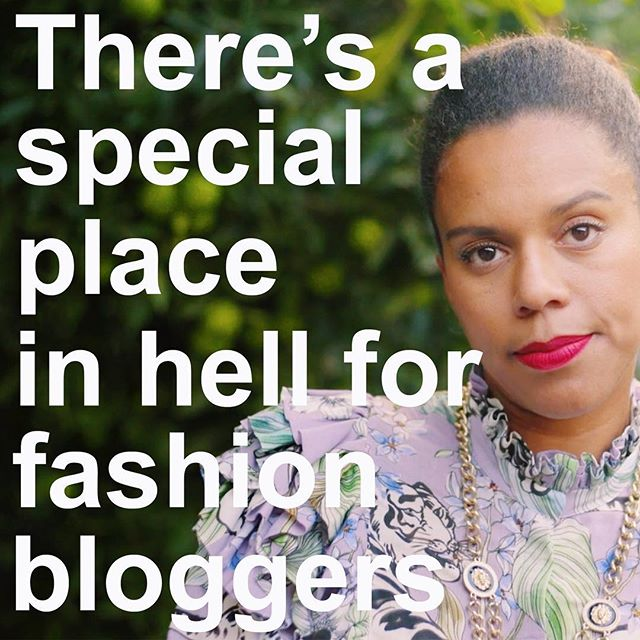 May 7th can't come soon enough! Be sure to catch the hilarious @grasiemercedes as Hilary in There's A Special Place in Hell For Fashion Bloggers!🔥💋💁🏽‍♀️📱#actress #blogger #fashionblogger #webseries #instagramcleanse #snapchat #bgbstudio #hellforfashionbloggers