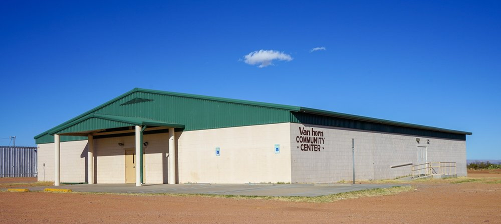 Van Horn Community Center