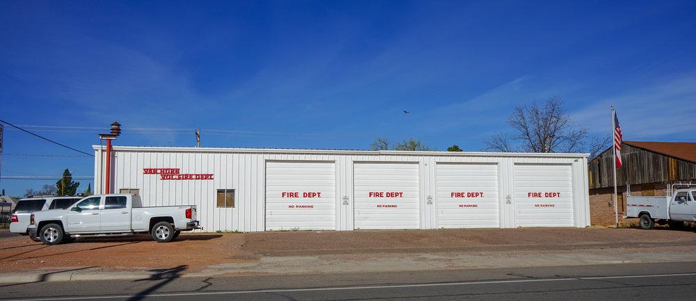 Van Horn Fire Station