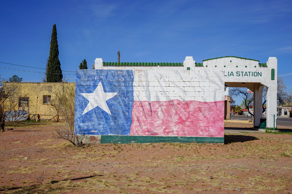 Van Horn Texas Community