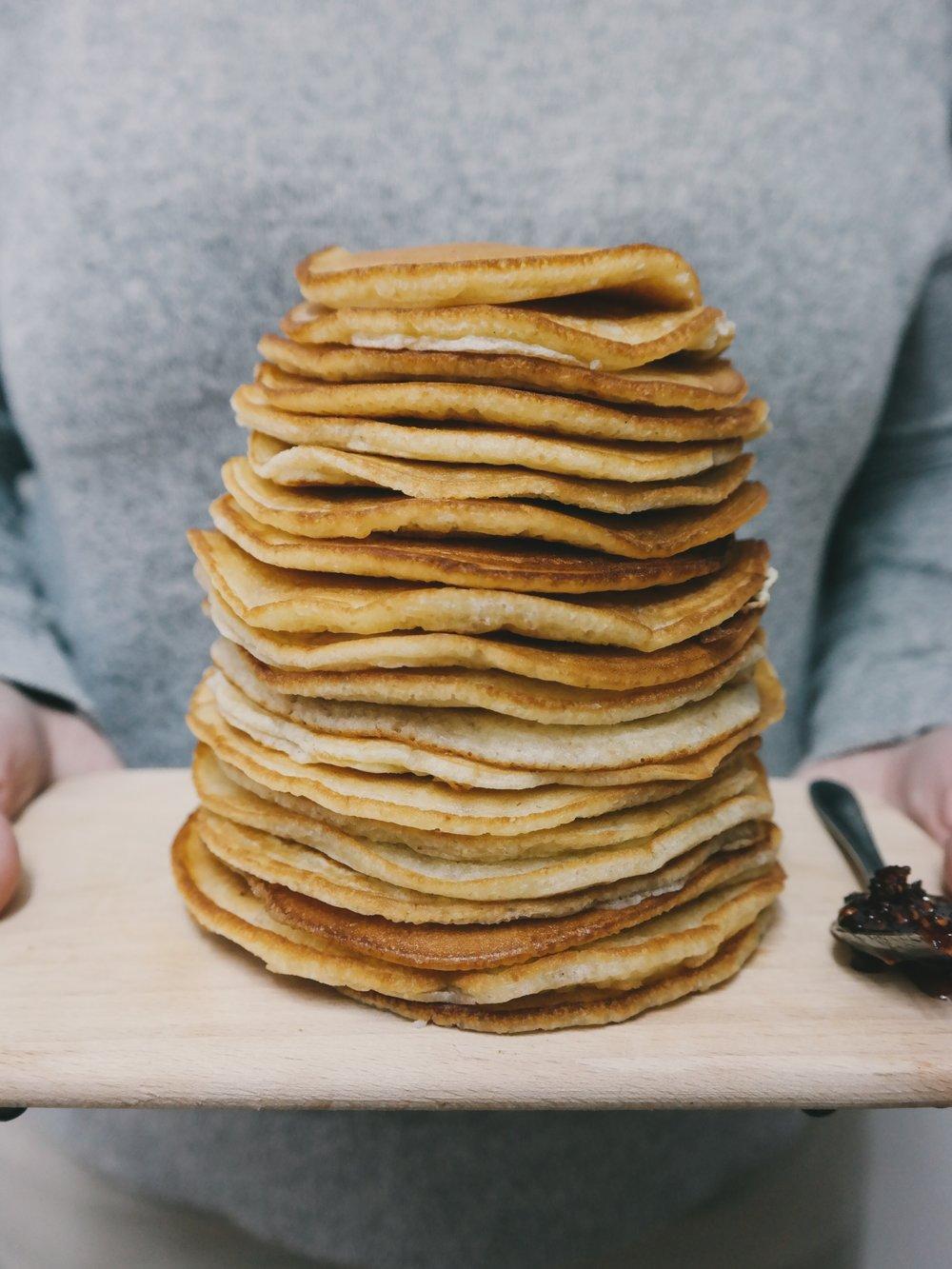 Men's Breakfast - Every Saturday 7:00-9:00am