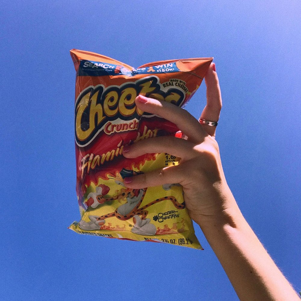 Flaming hot cheetos (Single) - Clairo