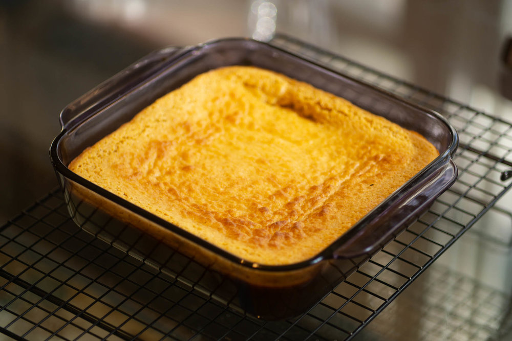 Cornbread photos by  Zachary Cross