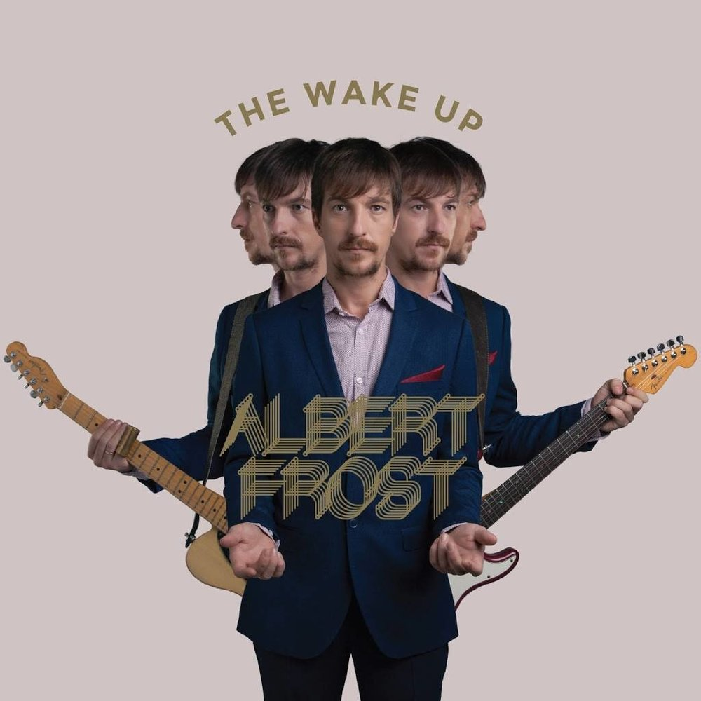 albert frost-the wake up - Albert had been crafting this album for months before Schulk Joubert and myself joined. However, when we arrived for the session Al had us all set up in the live room and smash out the tracks as a trio. He then did some post production for the vocal and guitar layers. This album was very live in its nature yet came out super polished and ended up being awarded best rock album at the 2017 SAMAs.