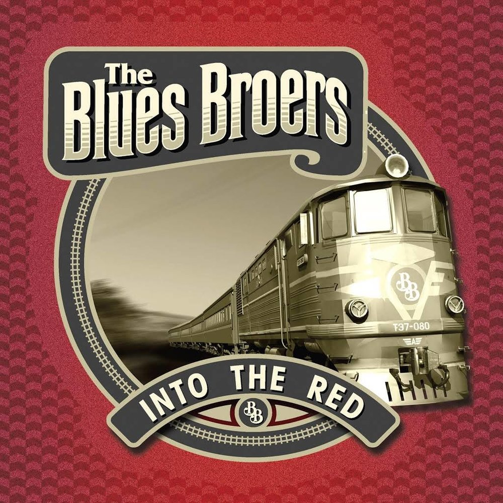 the blues broers- into the red - I was a blues broer for 3 years and loved every minute of it. This album was recorded at the famous sunset studios in Stellenbosch. Its a great album with amazing sound and a mix of different styles.