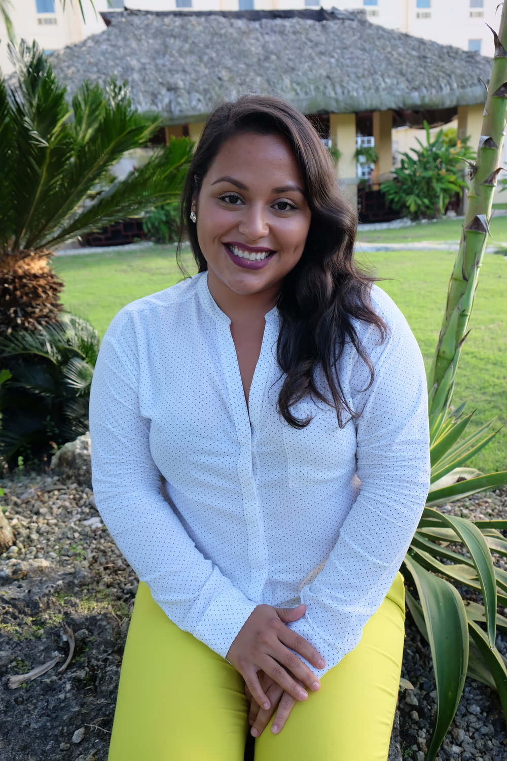 Meet Zaira - Zaira Vicario is a Returned Peace Corps Volunteer who served as a Primary Literacy Promoter in the Dominican Republic from March 2016 through May 2018. She graduated from the University of Michigan with a degree in Women's Studies.Driven by education, wellness, and beauty, she takes pride in giving back to her community and making memorable moments with her family and friends. You can find her on LinkedIn and Instagram.