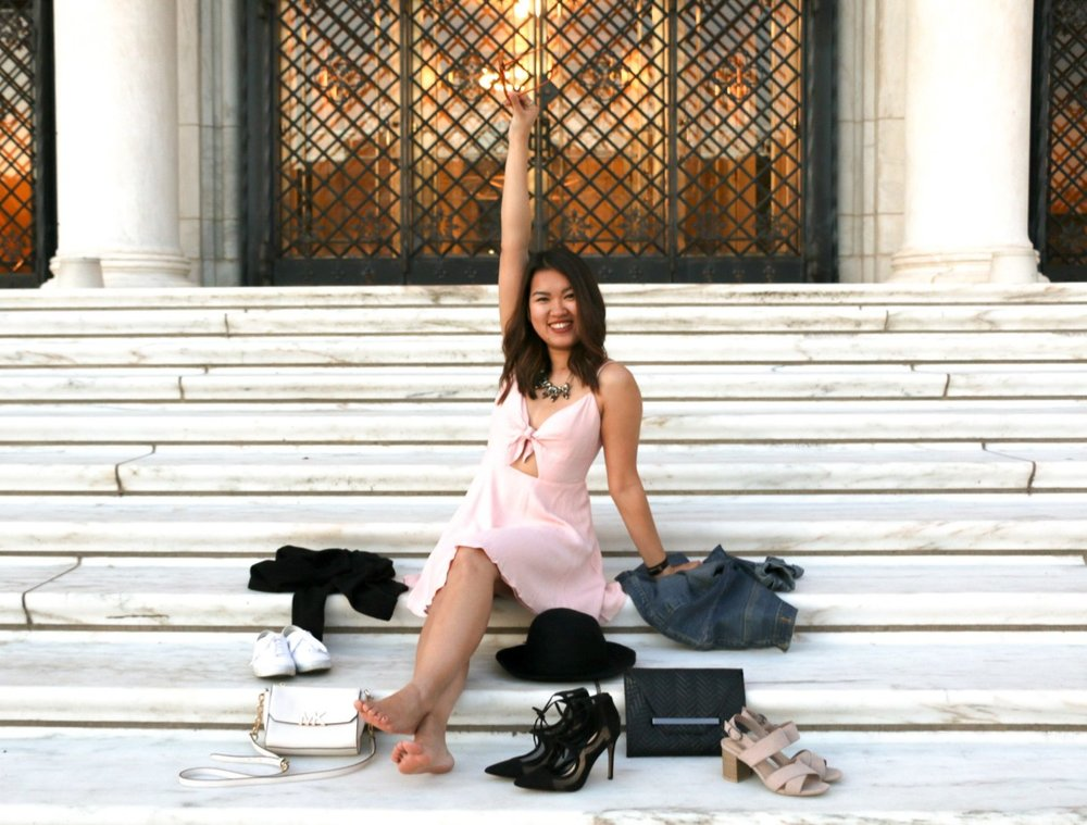 Liz Tong - Check out her blog With Love and Laughs
