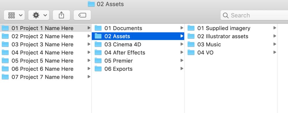 Step 2 - Assets Folder.png