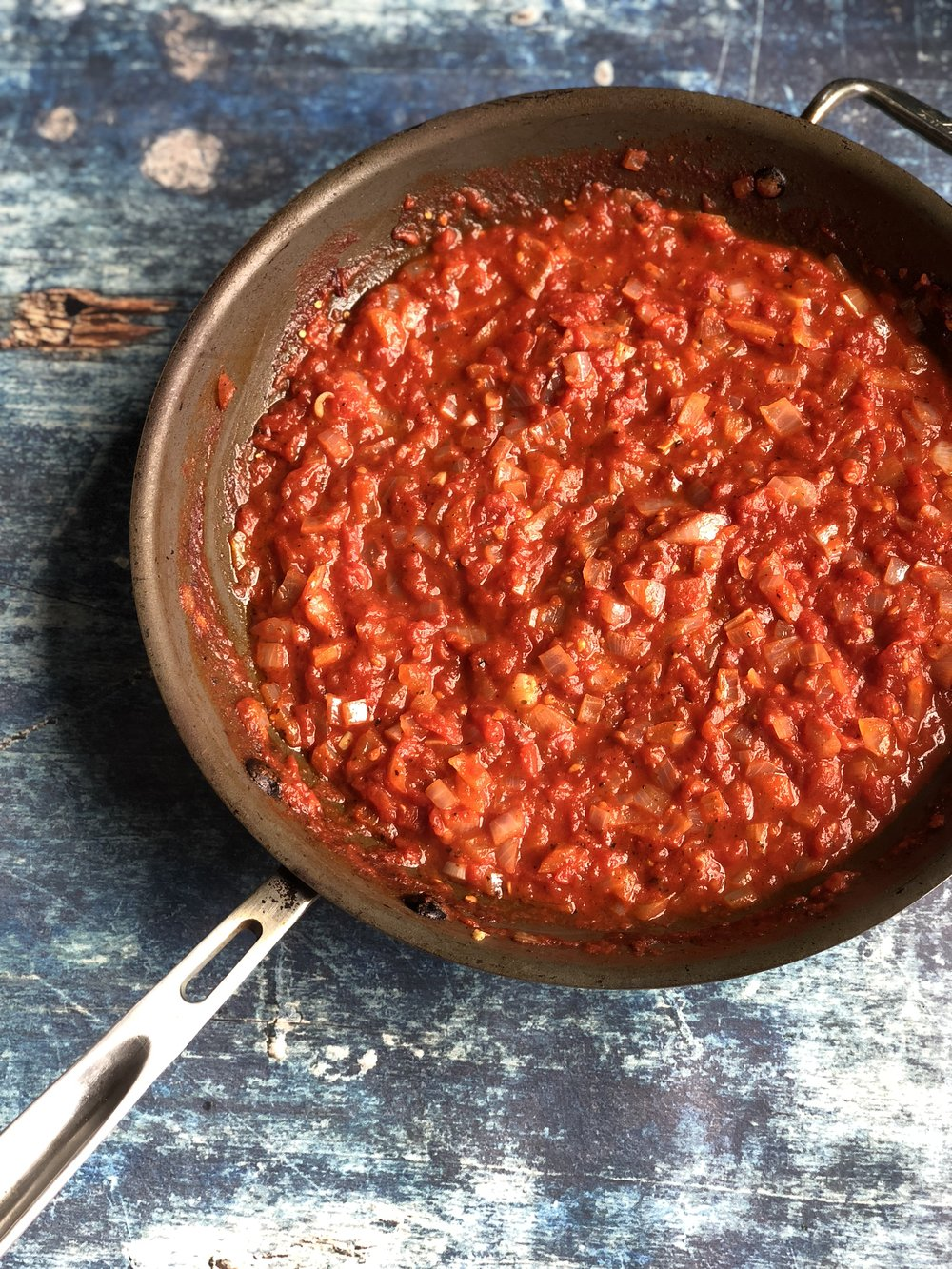 Homemade Sauce