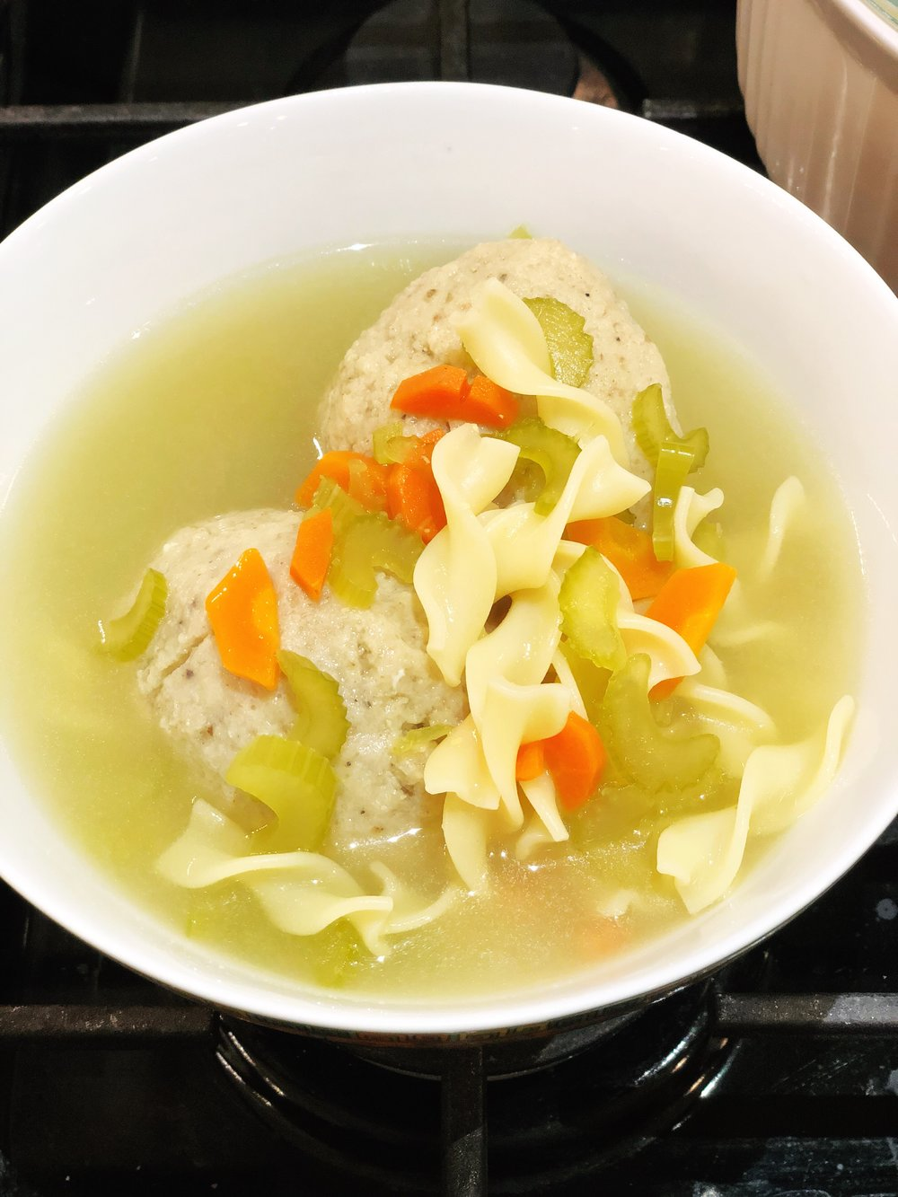 almonds and asana matzoh ball soup.jpg