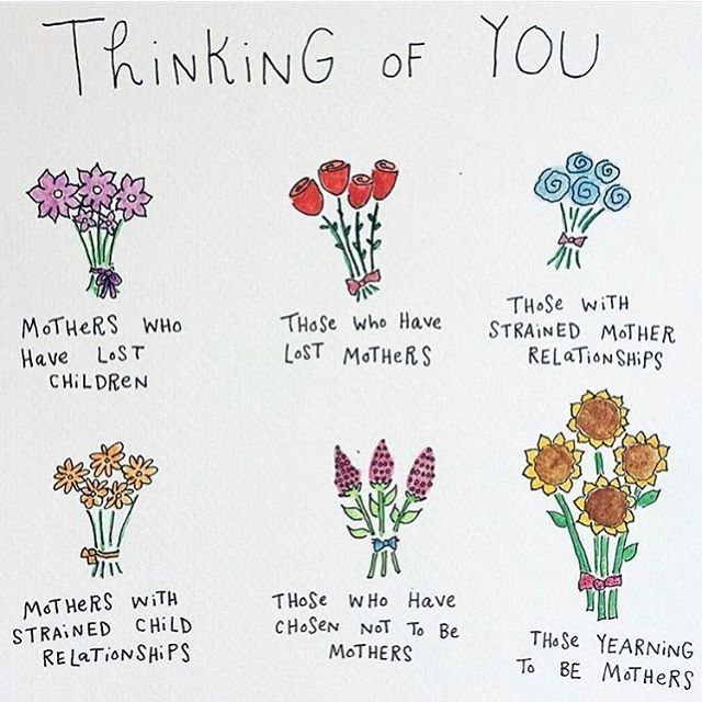 To all the mamas, no matter what stage of motherhood you're in: Happy Mother's Day! To all those who struggle today, a special note to say we're thinking of you 💕 // 📷: @bymariandrew #happymothersday #motherhoodherway