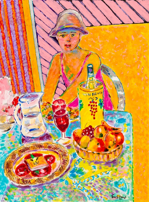 Luncheon In Provence