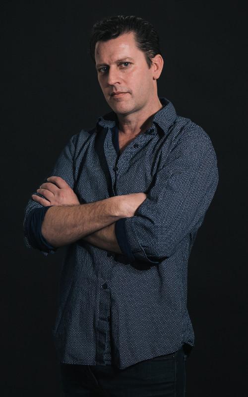 Tony from Branson's Pierce Arrow and Decades