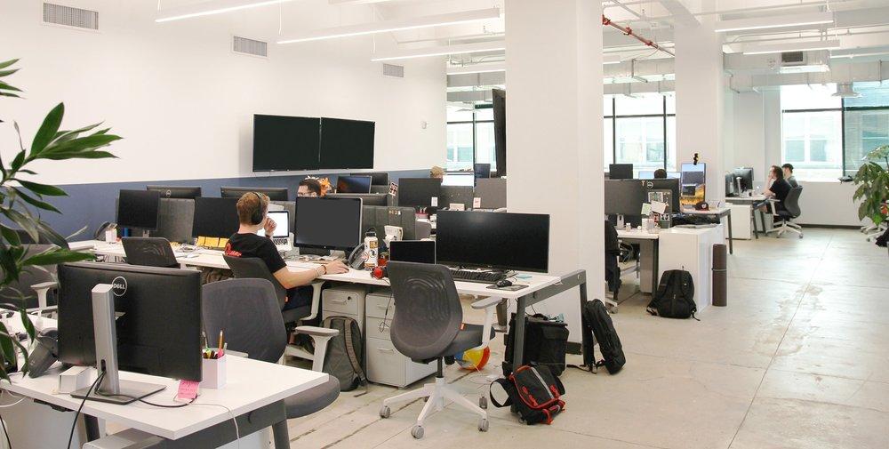 Pilot Fiber Office