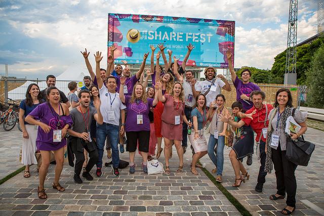 Ouishare Fest Paris 2017