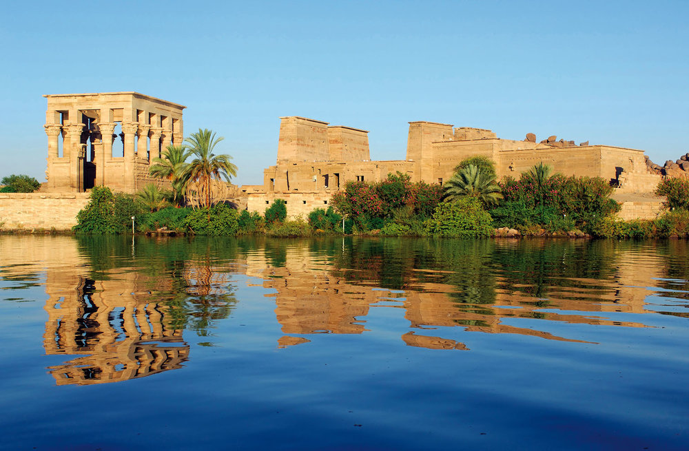 Egypte, Assouan, temple de Philae